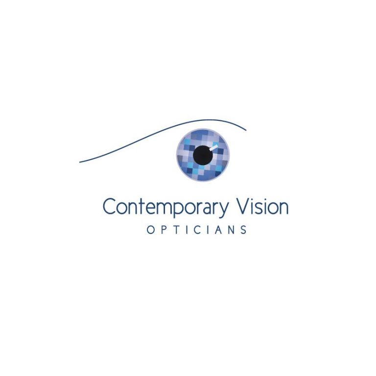 Logo for Contemporary Vision | Created by Sarah Edwards Design
